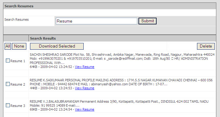 free resumes search for recruiter resume search search resumes - Search For Resumes Free